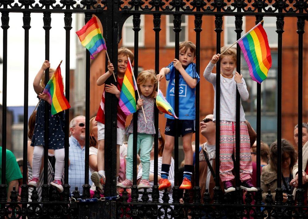 Winger reccomend Irish gay blog