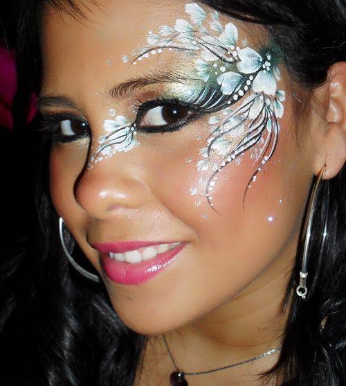 Sunburst reccomend Adult face paint designs