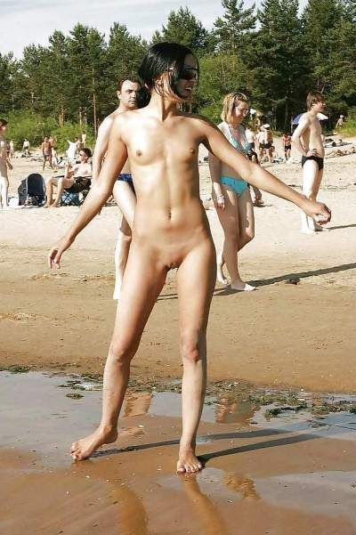 Asian nudist beaches