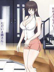 Anime milf porn