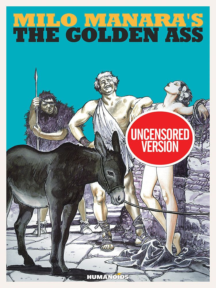 Diesel reccomend The golden ass by milo