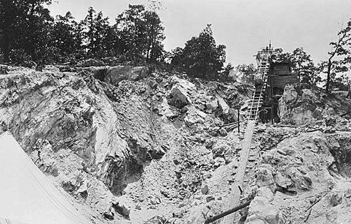 Atomic reccomend Glory hole gold mining georgia