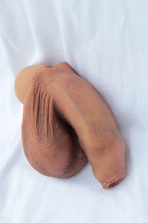 Not dildo cock movable foreskin discussion