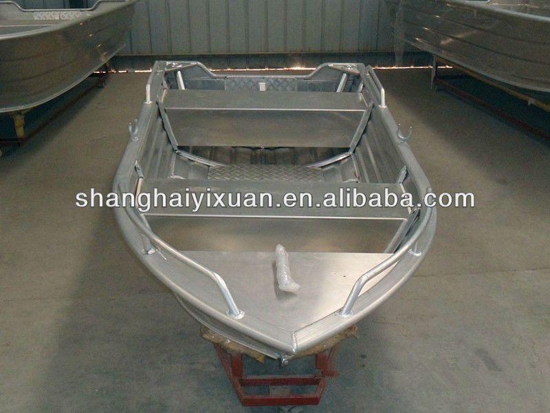 Uhura reccomend Aluminum deep bottom boats