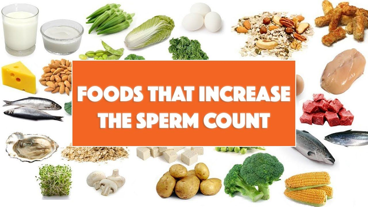 Shadow reccomend Increase naturally production sperm