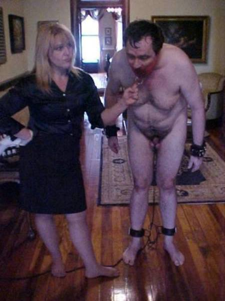 Treatment of 24 7 femdom slave