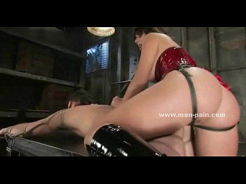 Something is. Female domination sex male slave variant