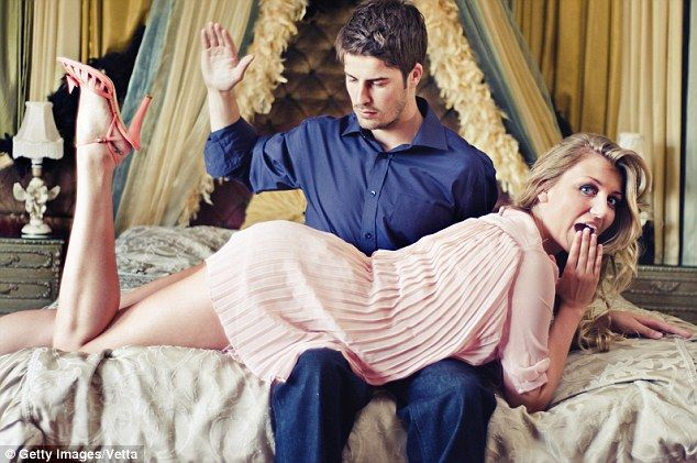 Should husbands spank