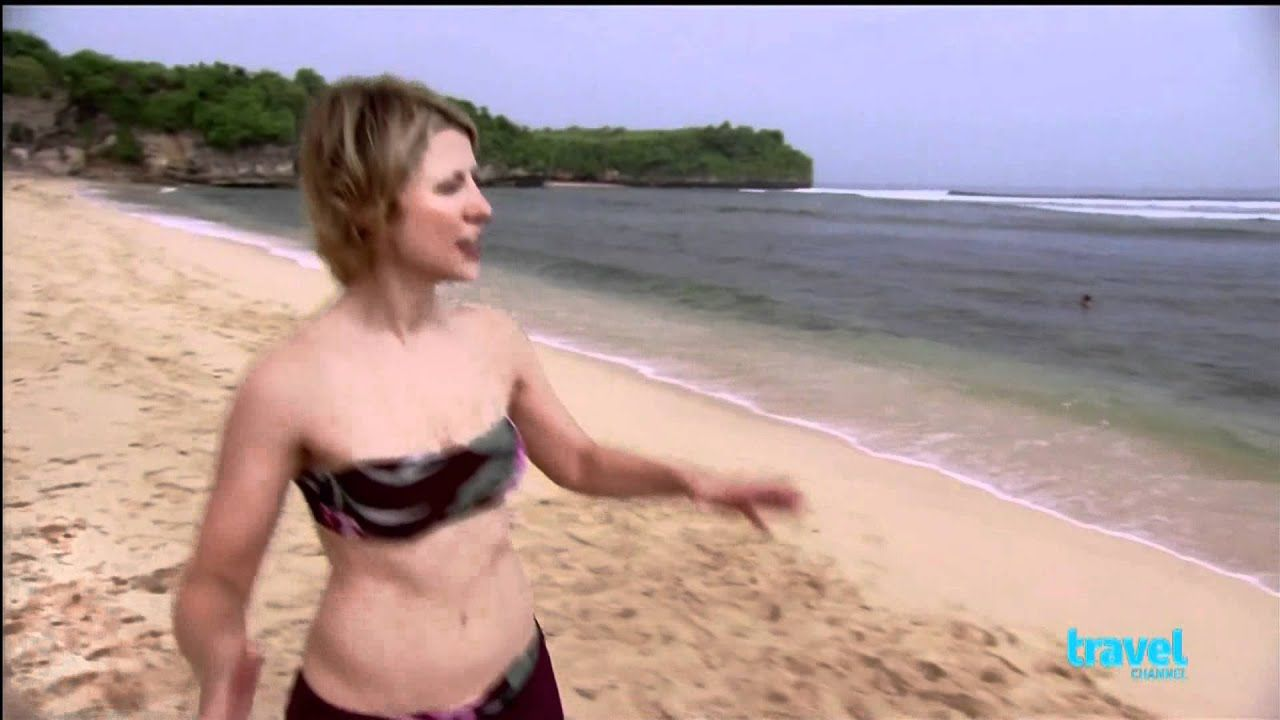 best of Samantha Bikini brown pic