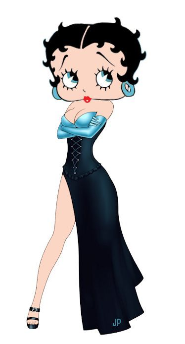 Tootsie reccomend Adult betty boop tattoos with gun