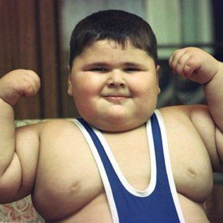 Fat chubby people images