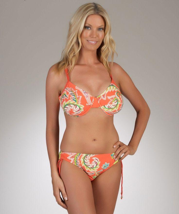 Cabernet string bikini