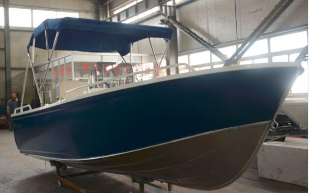Bottom sailboats deepvee