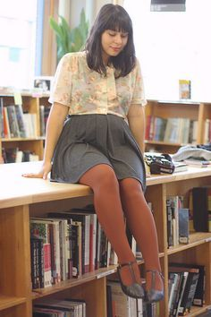 best of Pantyhose Librarian in
