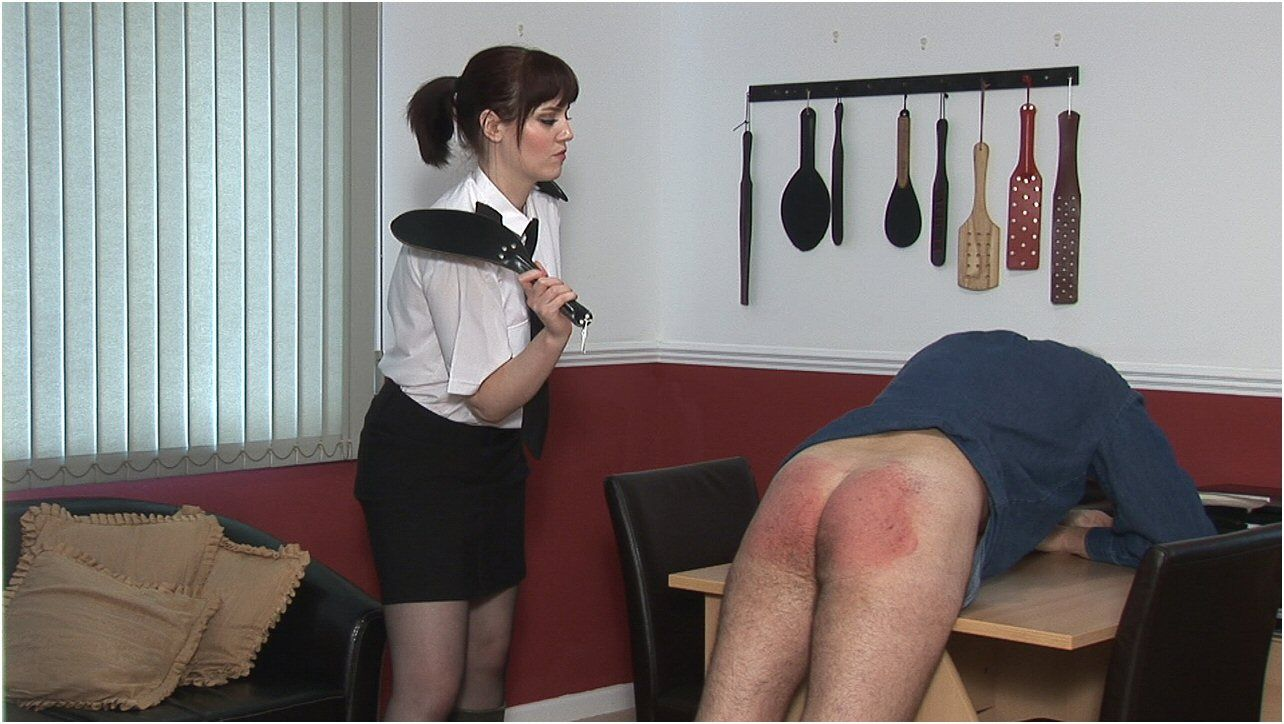 Daffodil reccomend Hard female spank men