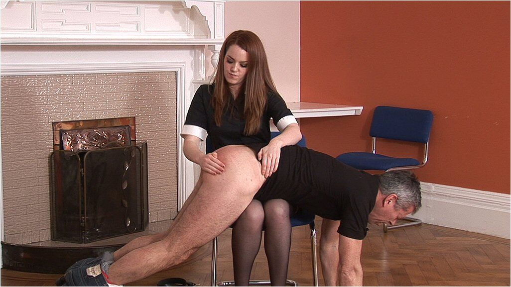 Ladies spank