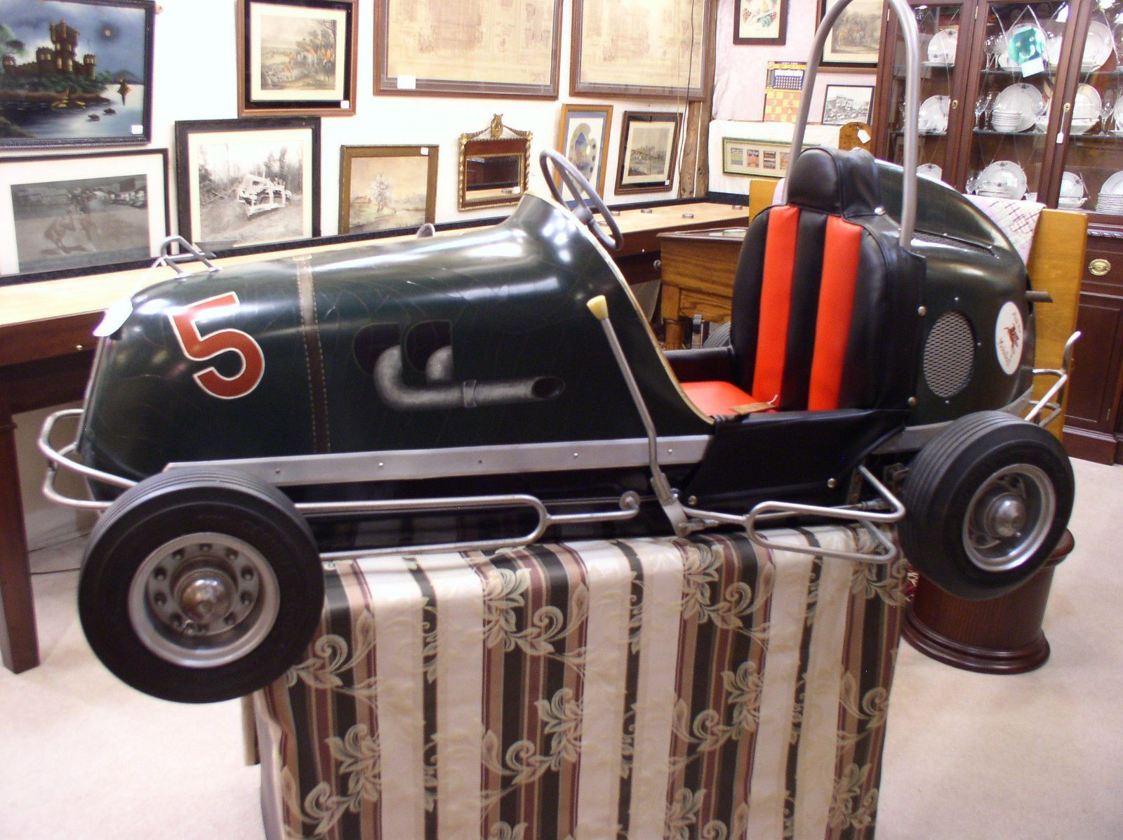 Shoe S. reccomend 1959 continental quarter midget race car