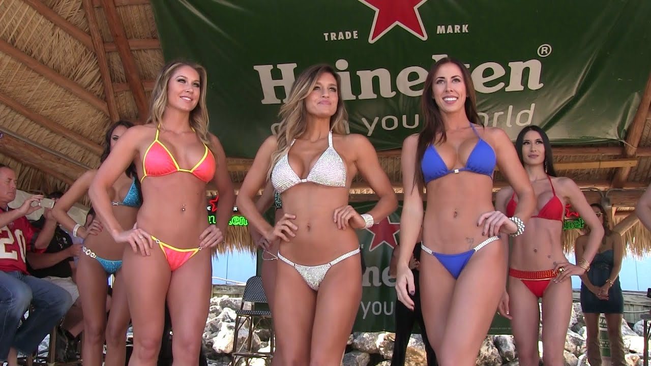 best of Vodeo Bikini contest