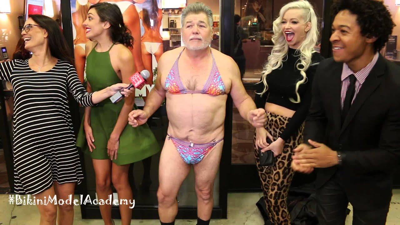 Halfback reccomend Her first bikini wax