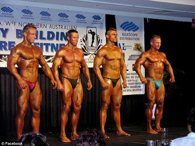 Amateur bodybuilding championships