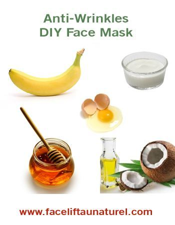 QB reccomend Honey and egg facial