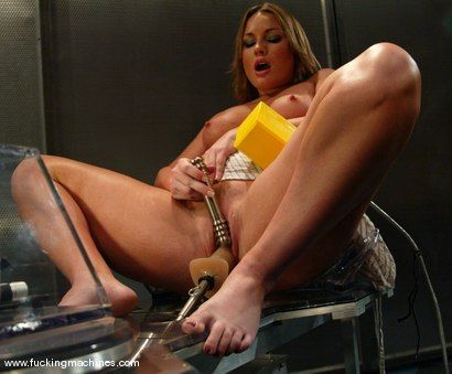 Flower tucci anal machine simply magnificent