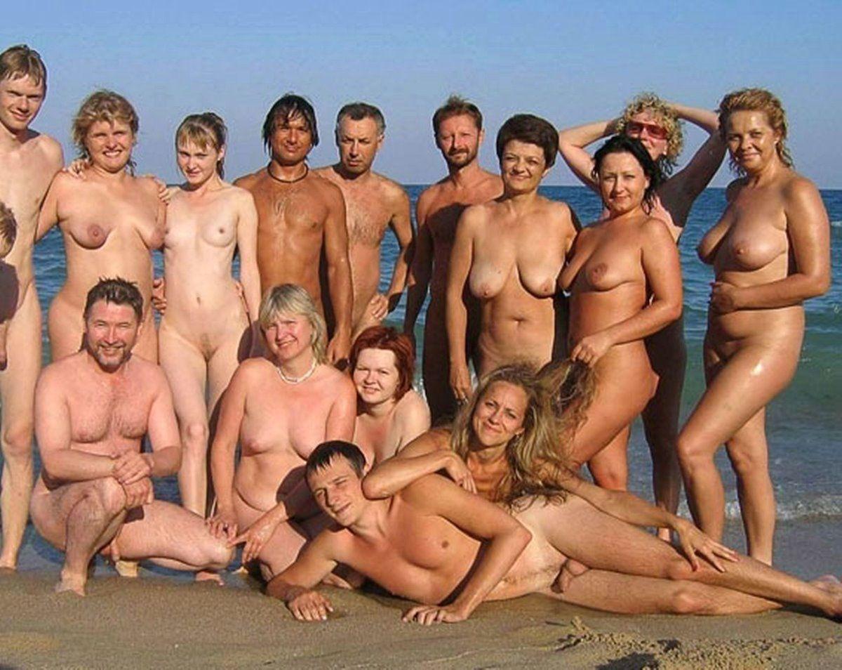 Naked family erect penis