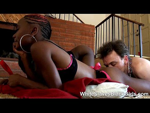 best of And slave White femdom male black