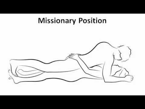 best of Missionary position Illustrated