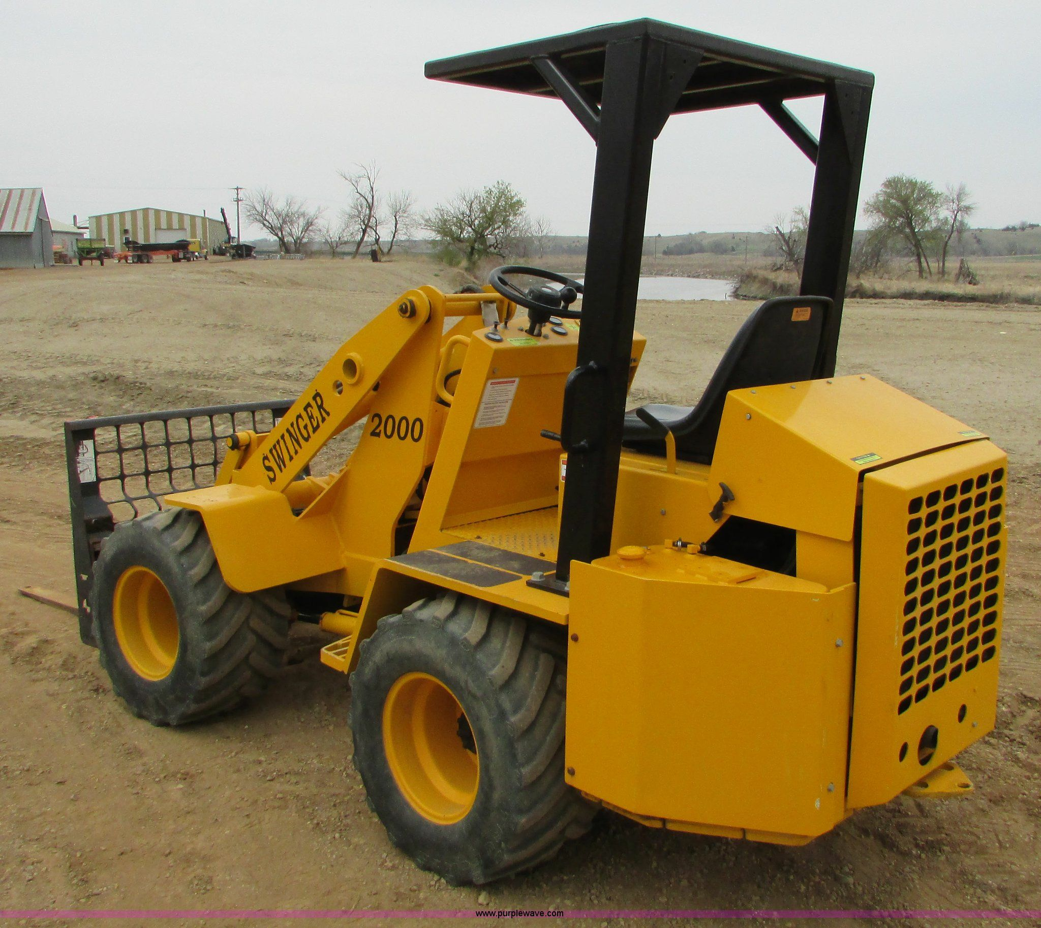 best of Loader Used swinger