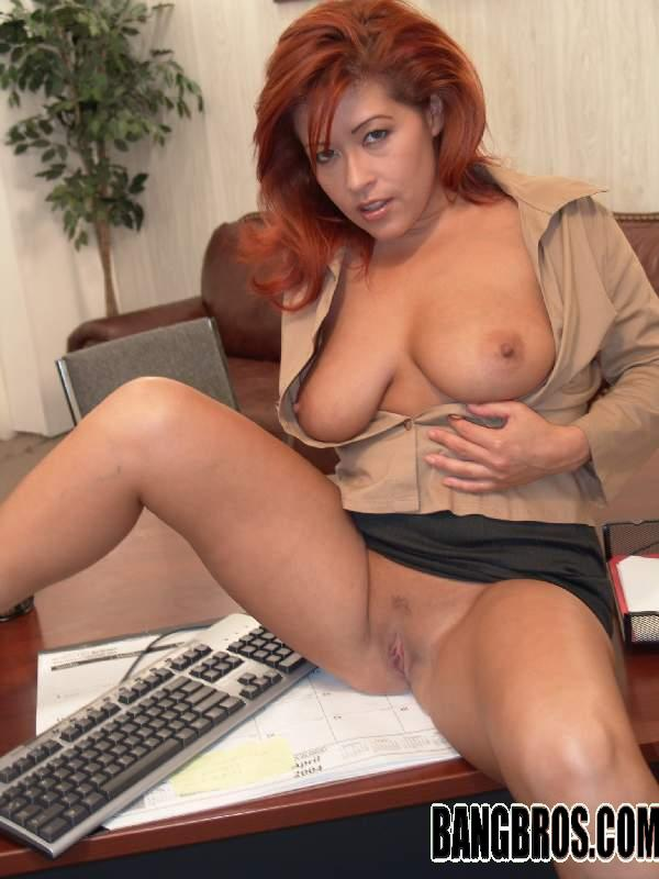 best of Lessons redhead Milf