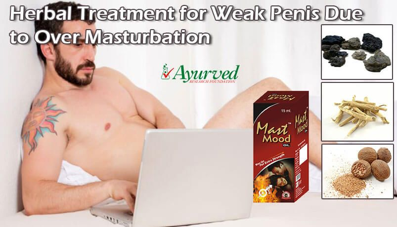 Masturbation and penis curve