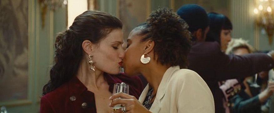 Hulu lesbian nudity