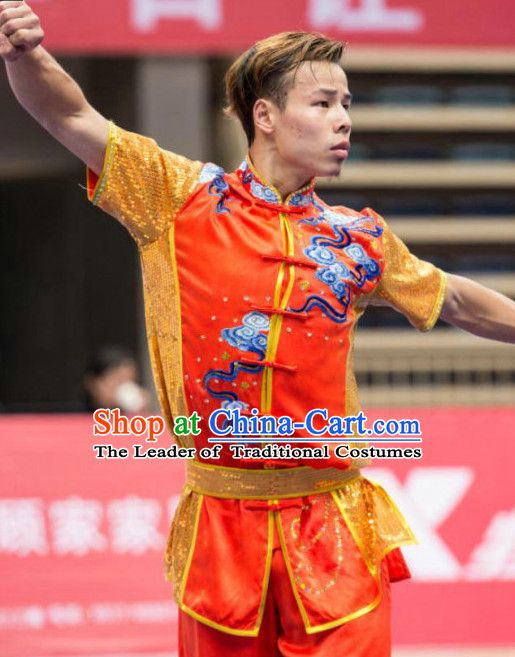 Wu shu long fist