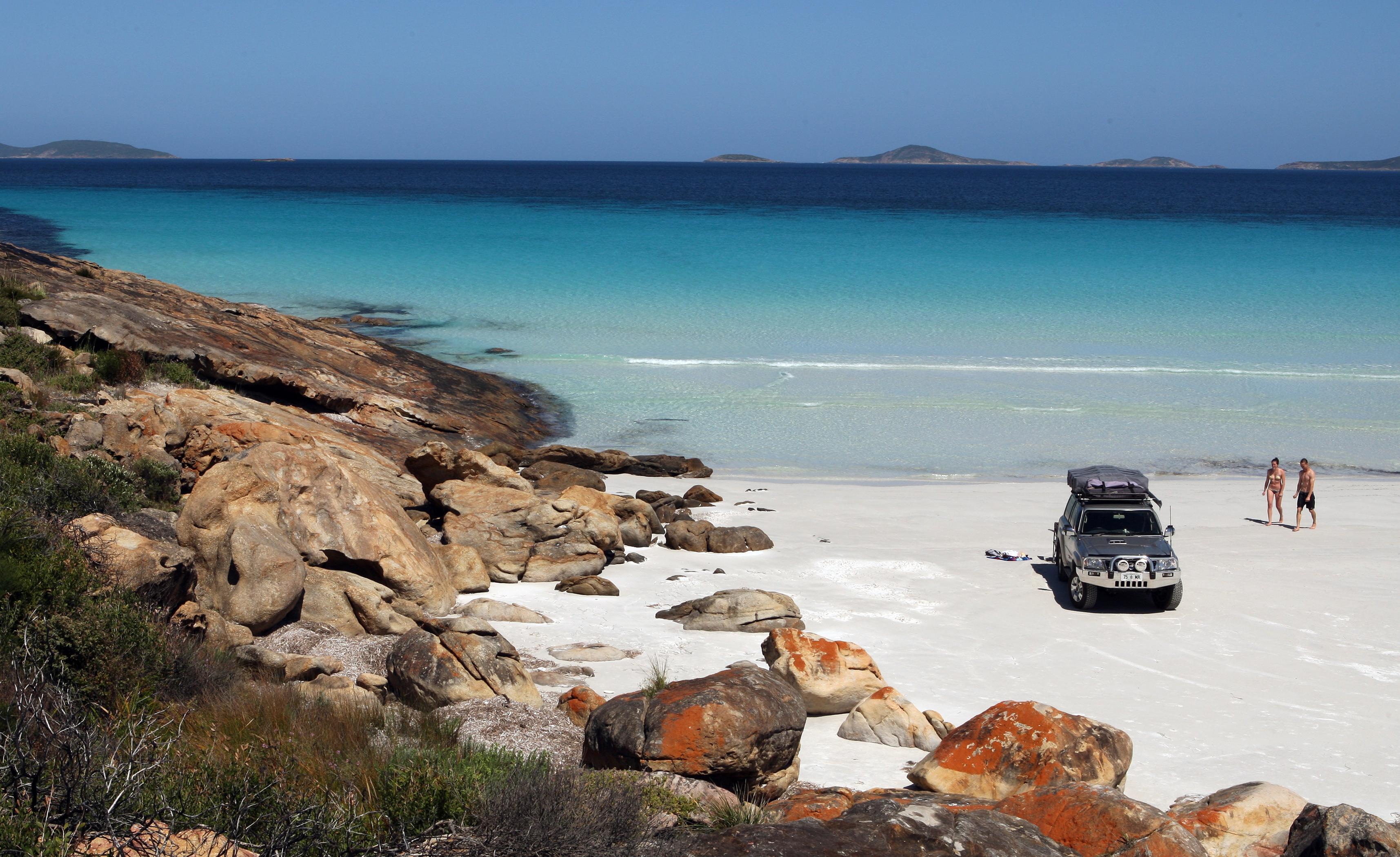 Uhura reccomend Australia nude beaches
