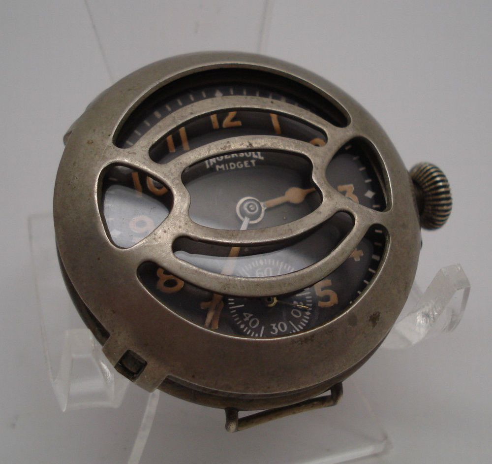 Winter reccomend Ingersoll midget wristwatch