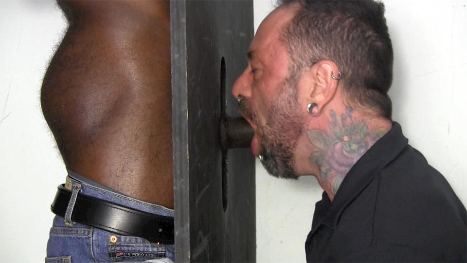 Galleries of gay glory holes