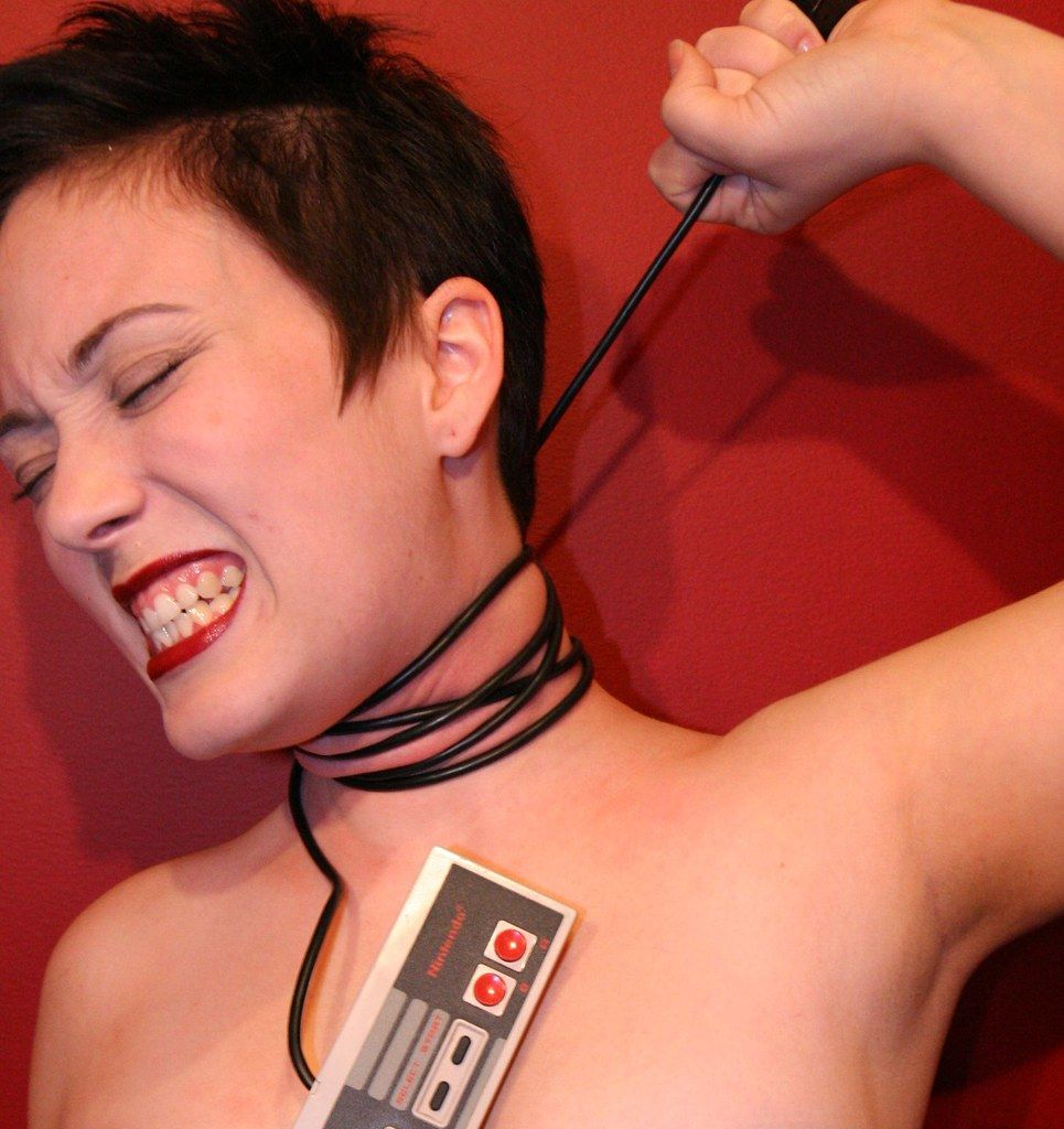 best of Throat strangle Erotic