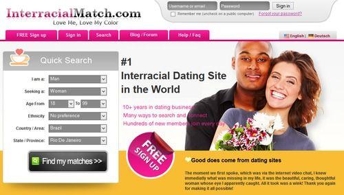 Best online interracial dating site