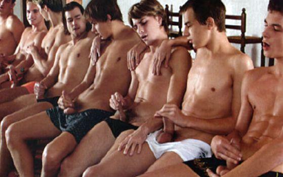Topless porn stars having sex