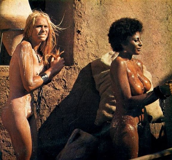 Pam grier nude movie clip
