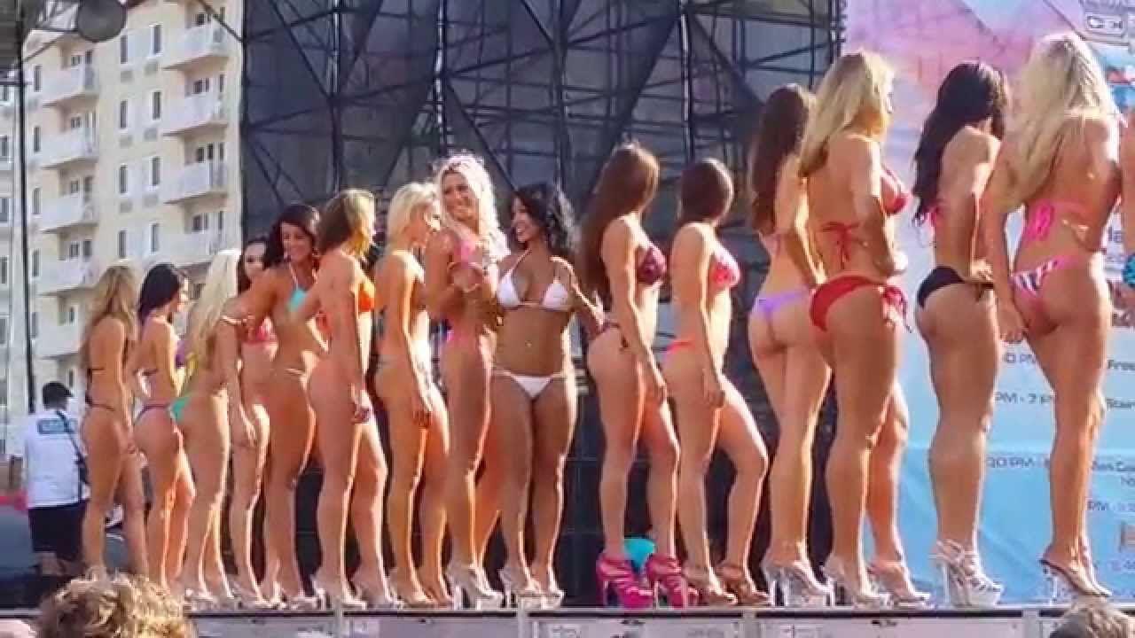 Bikini contest vodeo