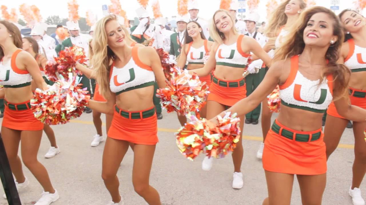 naked university of miami girls