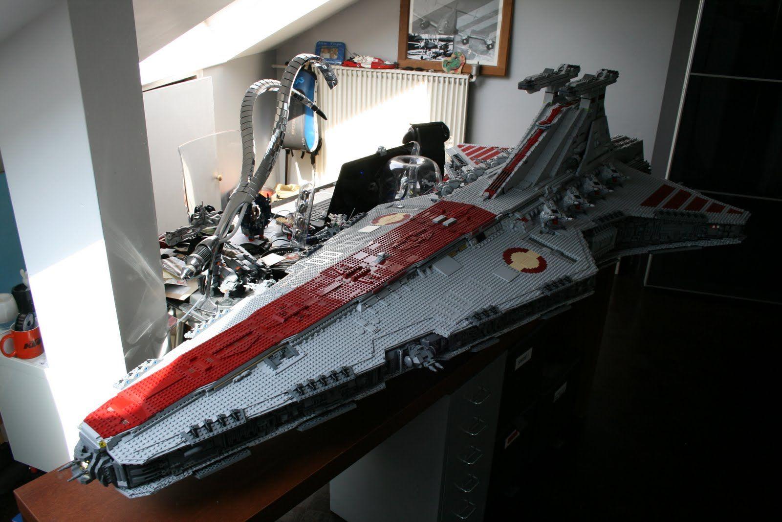 best of Lego destroyer Amateur star