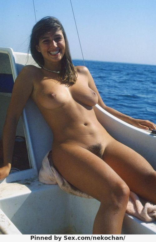 Exhibitionist nude