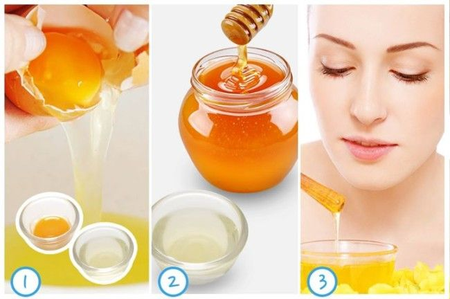 best of Facial Honey and egg