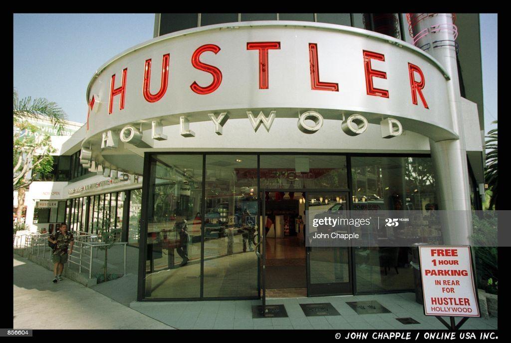 Sgt. C. reccomend Hustler store sunset blvd