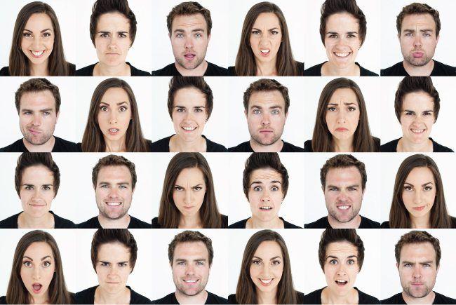 Lala reccomend Expression facial universal