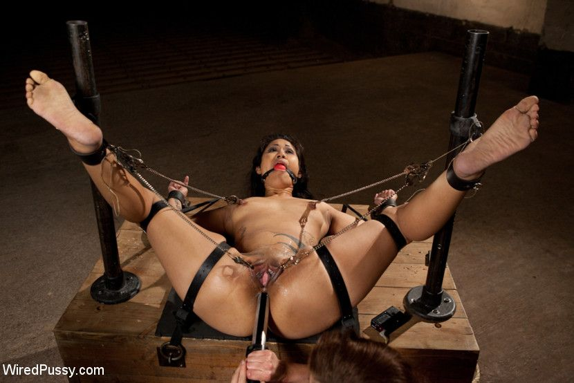 ROSARIO: Bdsm orgasm training