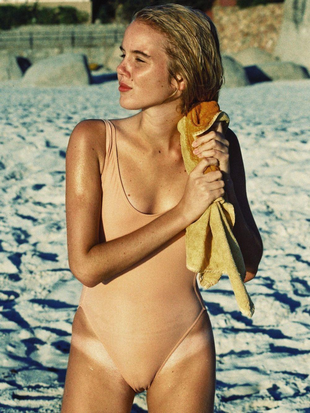 best of Tan Bikini lines girls